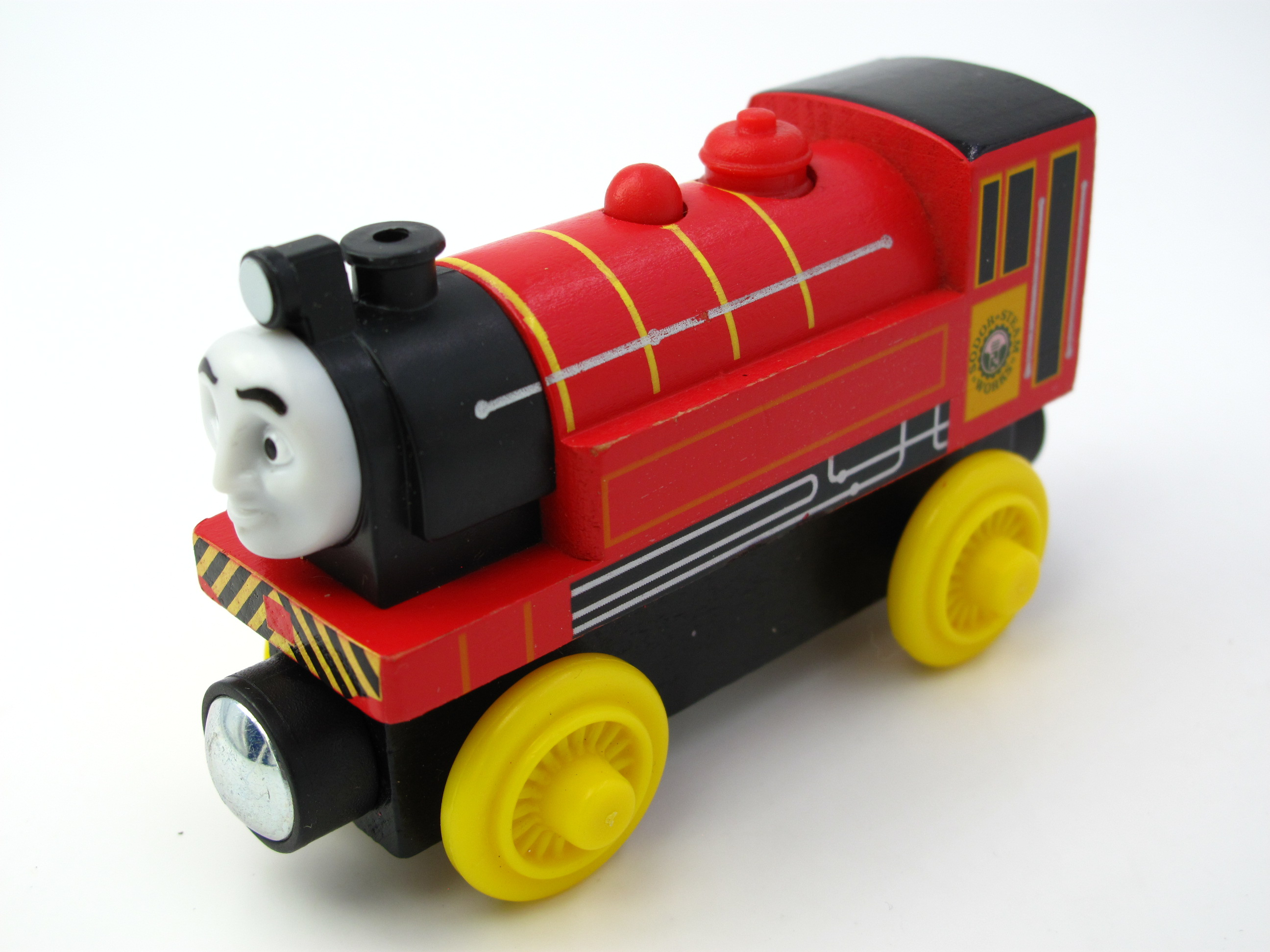 Wooden Thomas Train T137W VICTOR Thomas And Friends Trackmaster Magnetic Tomas Truck Car Locomotive Engine Railway Toys for Boys