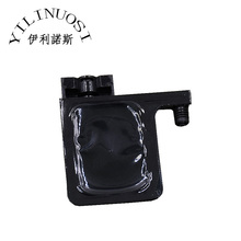 10pcs 4X3MM Black Big UV Ink Damper for Epson DX4 DX5 Big Damper for Roland Mimaki Allwin Xuli X6 Eco Solvent Printer