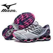 Mizuno Wave Prophecy 8 Professional женская обувь уличная дышащая Спортивная Mizuno брендовая волна Prophecy 7 Тяжелая атлетика обувь