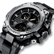 Relogio Masculino KDM Fashion Men Sport Watch 2019 Male LED Digital Quartz Wrist Watches Men's Top Brand Luxury Digital Watches все цены