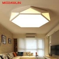 Fashion White Acrylic Modern Led Ceiling Lights For Bedroom Luminaria Led Ceiling Lighting Fixtures Lustre Avize