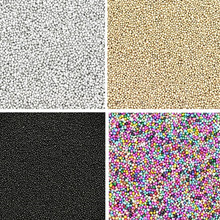 450g New DIY Glass Seed Micro Beads Round Shape Charms 0.7mm Jewelry Making by health 450g