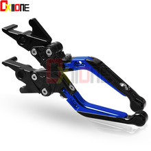 CNC Foldable Extendable Motorcycle Accessories CNC Aluminum Brakes Clutch Levers For HONDA CBR 250RR 300RR 600RR 1000RR 250R universal motorcycle damper steering stabilizer moto linear safety control for honda cbr 600rr 1000rr 250rr 300rr 250r 650f 500r