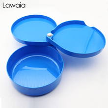 Lawaia Multi-layered Competitive Bait Box Fishing Pull Baits Tray Base Supplies Gears Accessories Tools