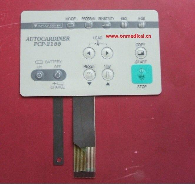 ФОТО Keyboard Suitable For CARDIMAX ECG FCP-2155 Keypad