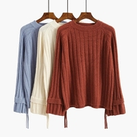 Cashmere Women S Clothing Knitted Sweater Women Jumper Women S Fashion Novelties O Neck Pullover Sexy
