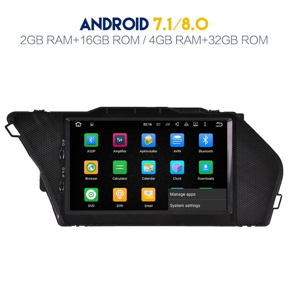 Android 8.0 7.1 Car Radio Stereo GPS Headunit for Mercedes Benz GLK X204 2008 2009 2010 2011 2012 Car DVD Player Auto Multimedia