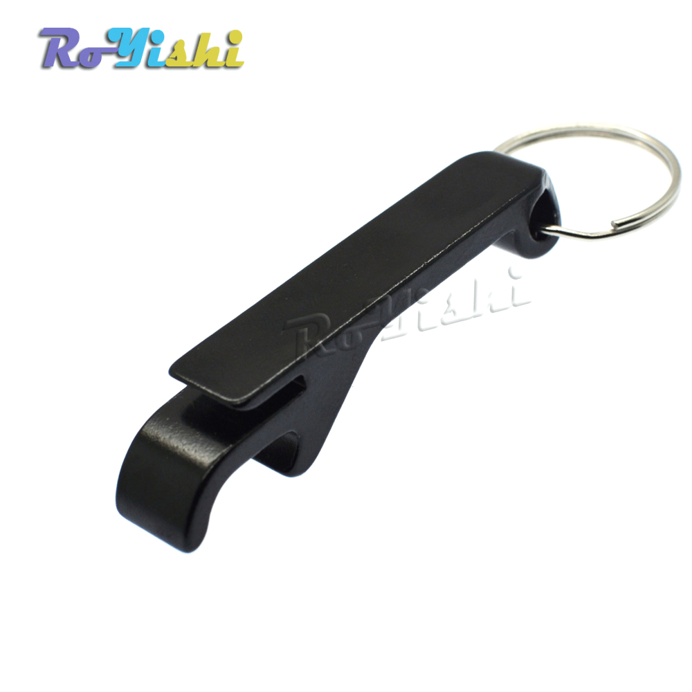 mini pocket key chain beer bottle opener claw bar small beverage keychain in buckles hooks. Black Bedroom Furniture Sets. Home Design Ideas