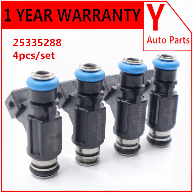 New OEM Fuel Injector nozzle 25335288 For 2002 2006 Outboard 2 Stroke For Mer cury Chery
