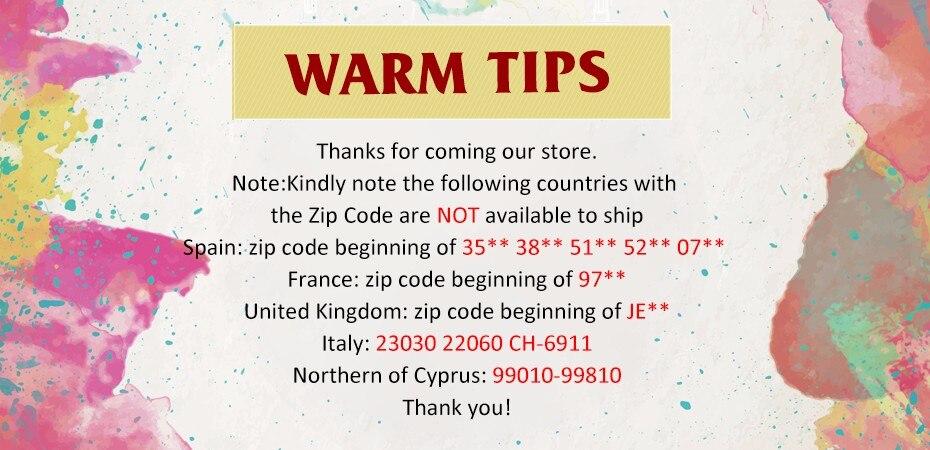 Warm TIPSs