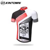 XINTOWN 2017 Cycling Jersey Summer Team Short Sleeves Bike Clothing Ropa Ciclismo Cycling Clothing Sports Shirts