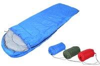 Outdoor Multifuntional Camping Sleeping Bag Splice Envelopes Keep Warm Sleeping Bags Waterproof Adult Sleeping Bag for Travel