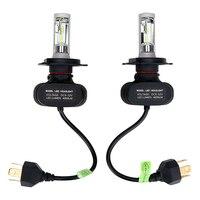 ITimo Fog Light 1 Pair H4 HB2 9003 Daytime Running Light LED Car Headlight Head Lamp