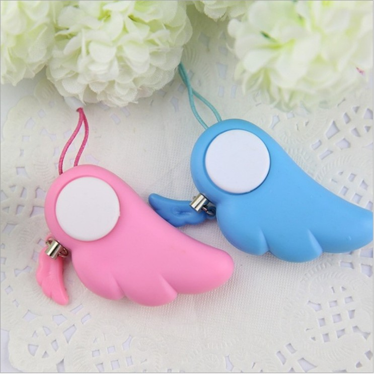Personal Protection Girl Women Anti-Attack Panic Safety Security Rape Alarm Mini Loud Self Defense Supplies Emergency Alarm жакет milana style цвет молочный