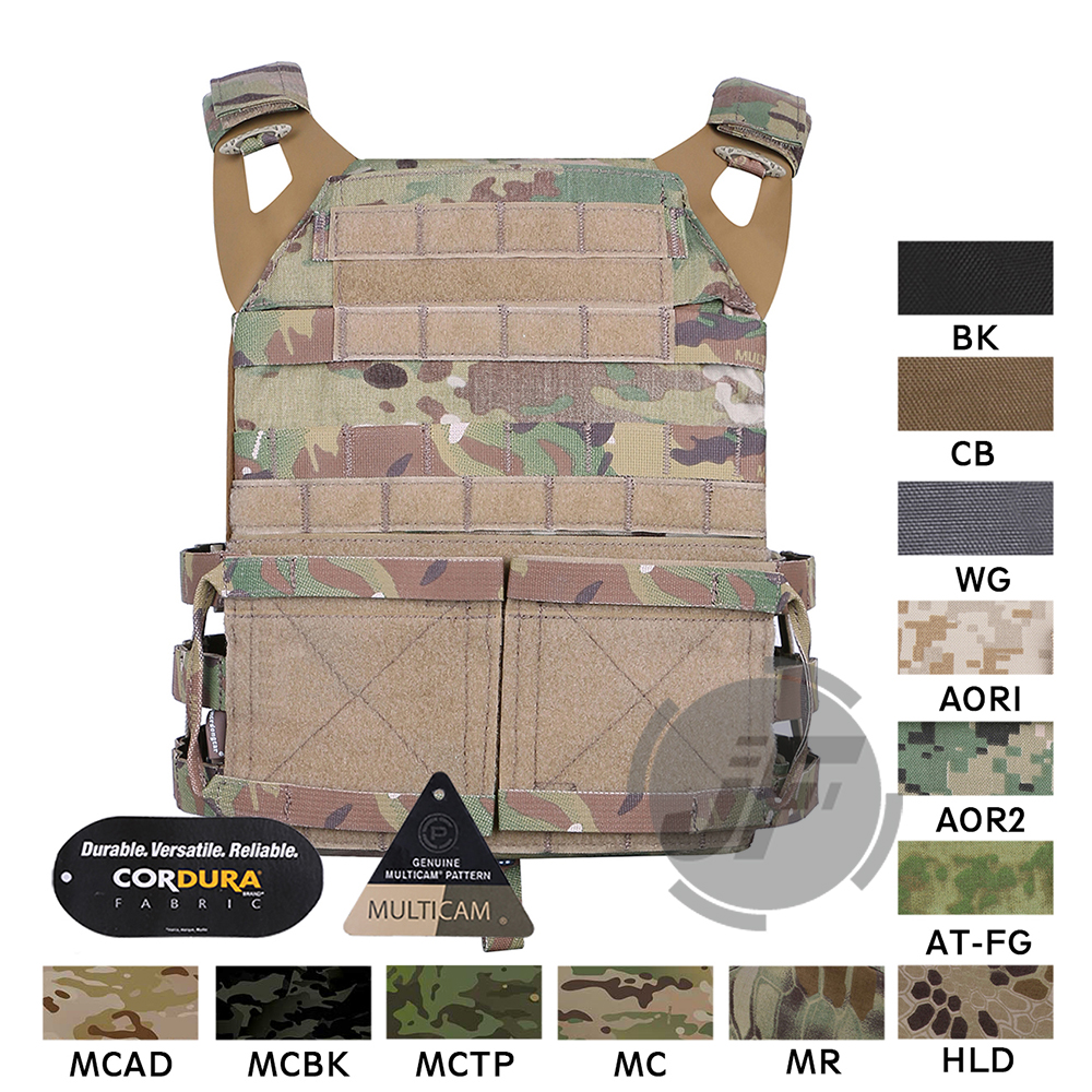 Emerson Tactical Jumpable Plate Carrier EmersonGear JPC 2 0 Assult Lightweight Combat Vest Body Armor Adjustable