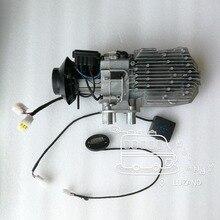 2017 5kw 24V Air Diesel Not Webasto Parking Heater Similar Auto Liquid Parking Heater LCD controller + Detects Carbon Monoxide