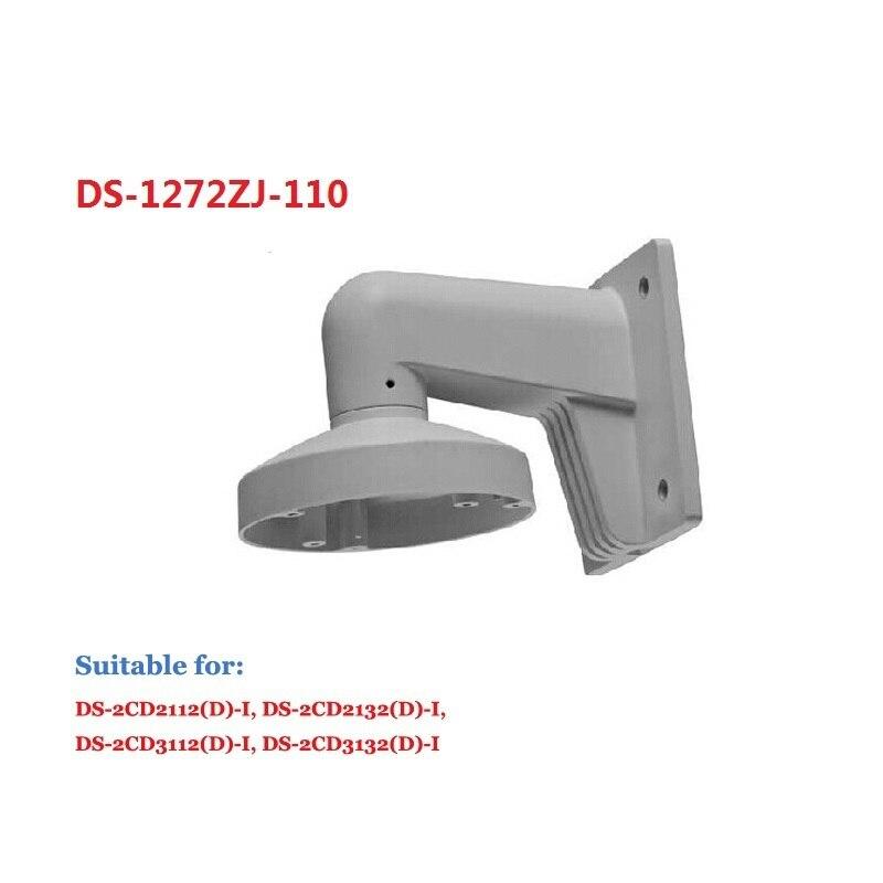 bilder für Kamerahalterung DS-1272ZJ-110 Wandhalterung Aluminium Für IPCamera DS-2CD2112-I, DS-2CD2132-I, DS-2CD3132-I, DS-2132F-I (W) (S)
