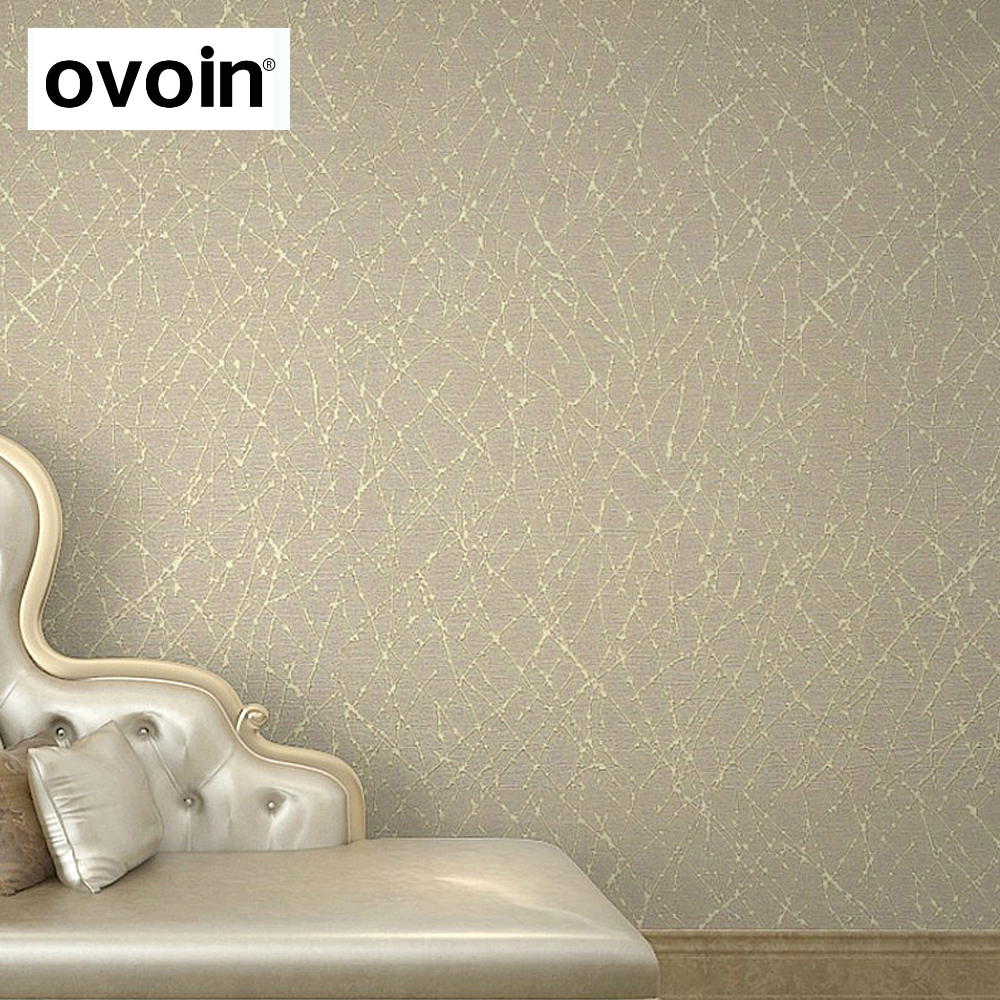 Buy neutral plain solid color modern for Vinyl wallpaper for walls