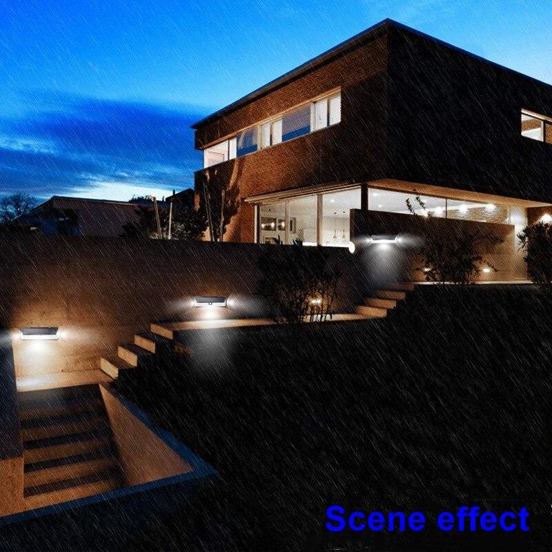 prova dwaterproof água solar jardim luzes de