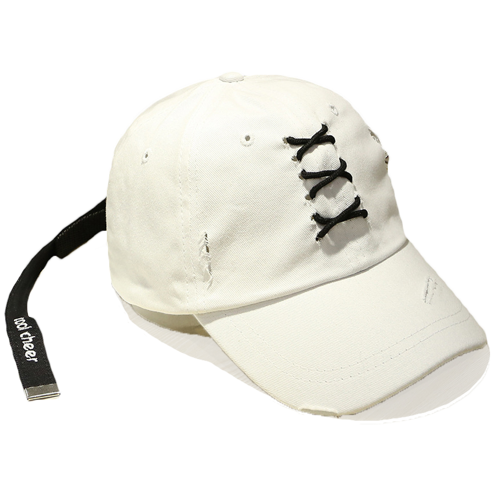 36f3c55910a3c JOEJERRY Long Strap Men Cap Rap Baseball Cap Hiphop Rope Hat Korean Sun  Visor Caps Bone Snapback Hat Girls Womens-in Baseball Caps from Apparel  Accessories ...