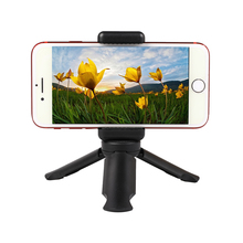 цена на Go pro Accessories Mini Tripod Mobile Tripod for Smartphone Cellphone i phone Android IOS Go pro 7 6 5 4 3 2 1