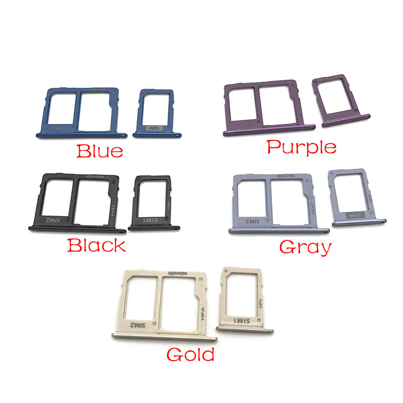 Adapter-Accessories Galaxy Samsung for Sim-Card-Tray Slot-Holder J8 J810F