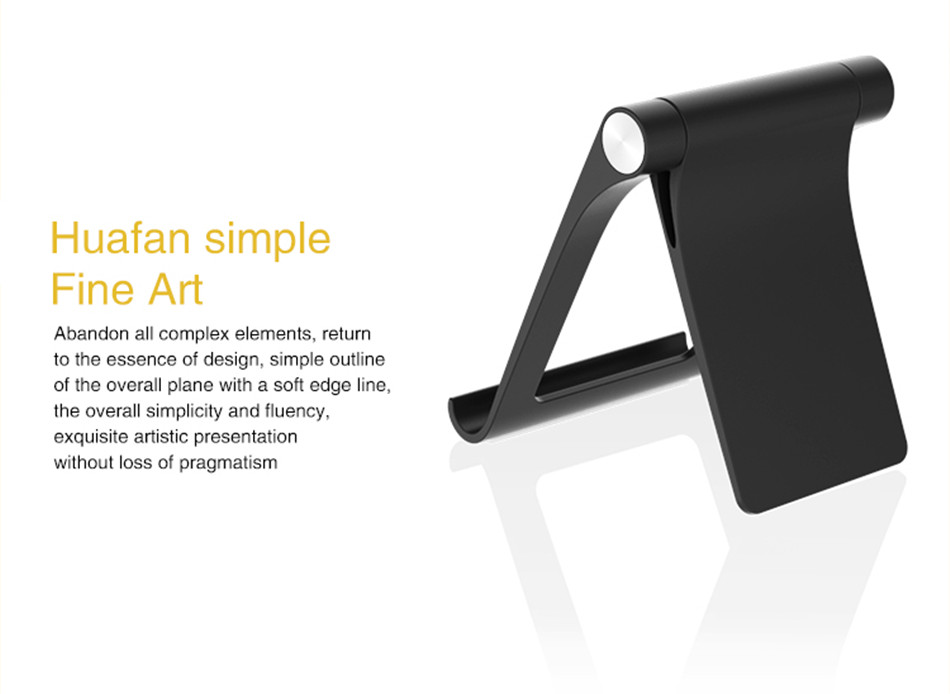 Universal Adjustable Phone Holder Stand For 7 8 Plus X Mobile Phones Hard PC Folding Tablet Stand Holder For S9 (3)