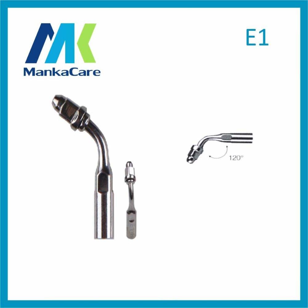 5PCS E1, EMS, WOODPECKER SFAT de scalare, SFATURI DENTALE, INSTRUMENT - Igienă orală