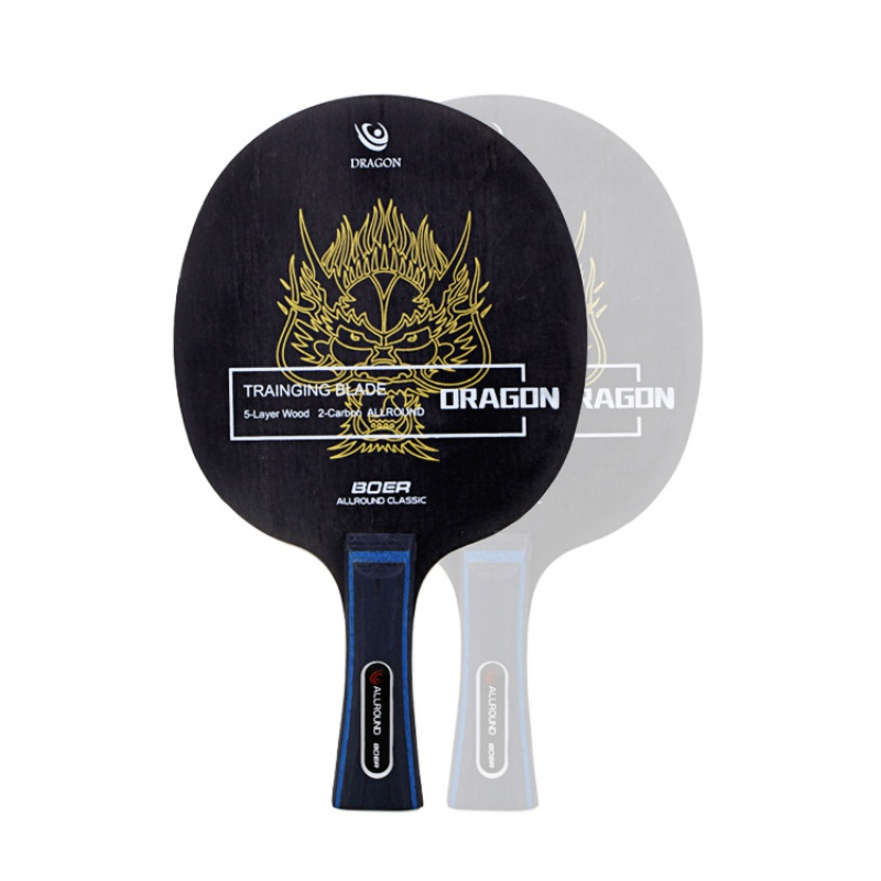 New Table Tennis Bat Floor Ping Pong Bottom Plate Horizontal Shot Pat On Composite Wholesale Processing Custom