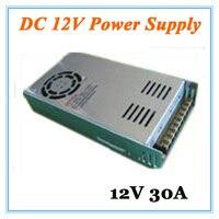 DC12V 30A Zasilanie Adapter do Kamery CCTV System CCTV 12 V Bezpieczeństwa profesjonalne Adapter Converter
