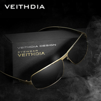 Summer Style Polarized Sunglasses Men Brand Designer Vintage Sun Glasses For Men With Original Box Outdoor