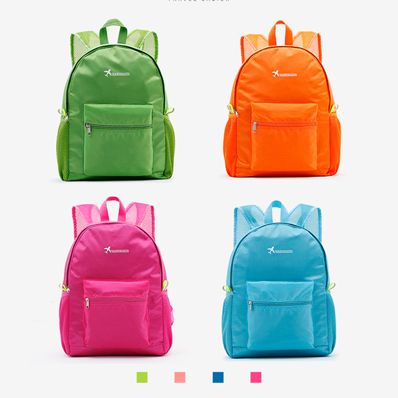 Fashion Folding Backpack Women  Schoolbag Back Pack Leisure Korean Ladies Knapsack Laptop Travel Bags for School Teenage GirlsFashion Folding Backpack Women  Schoolbag Back Pack Leisure Korean Ladies Knapsack Laptop Travel Bags for School Teenage Girls