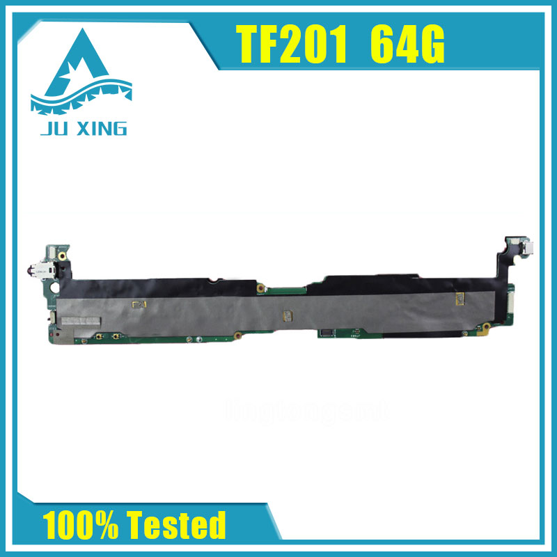 все цены на Original TF201 motherboard 60-OK0AMB9000-A09 TF201 64G Mainboard For Asus notebook fully tested 90 days warranty онлайн