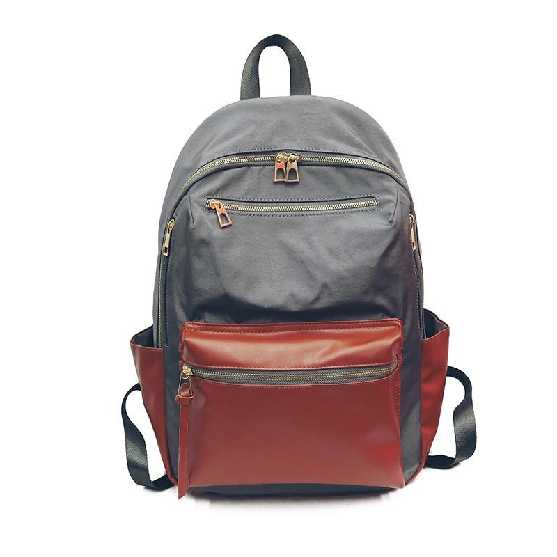 New Women Fashion Backpack For Teenagers Children High Capacity School Back Pack Girls High Quality Backpacks