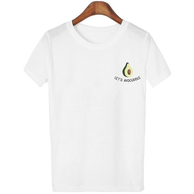 Avo-cardio funny t-shirt for women (different styles)
