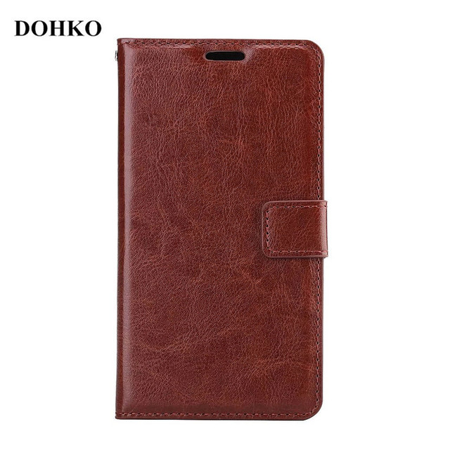 on sale 5e10f c8805 US $6.98 |DOHKO For LG Stylo 2 case cover luxury leather flip Phone Bags  for LG Stylo 2 V Business wallet Phone Bags Case cover -in Wallet Cases  from ...