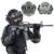 Nuevo campo Militar equipo Táctico casco campo/CS Máscara deportes + cascos de Combate Comando tatico militar Paintball pistola de aire casco