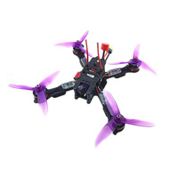 210mm Quadropter FPV racing drone F4 Flight Controller Emax rs2205s motors Hobbywing Dshot1200 ESC