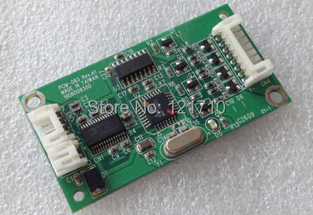 все цены на Industrial equipments board PCM-083 Rev.A1 1906008300 for advantech Trek-756 онлайн