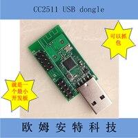 Cc2511 USB dongle/cc2511 placa de desenvolvimento mínimo Peças p ar condicionado     -