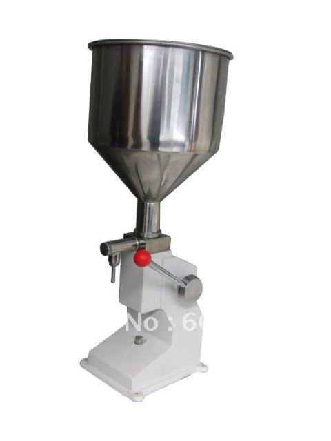 Free Shipping High Quality Economic Small Liquid & Cream Manual Filling Machine (5-50ml) (manual paste filling machine)