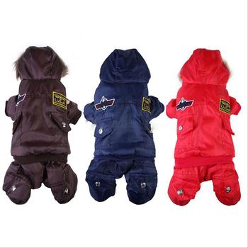 Warm Fashion Coat for Small and Large Dogs 4