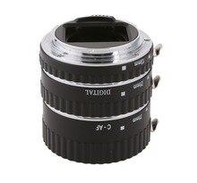 Meke майке MK-C-AF1-A металла Автофокус AF подтверждают Макрос Удлинитель для Canon EOS для 550D 1100D 450D 50D 650D 700D 100D 70D