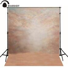 Cenários de vinil para a fotografia Allenjoy clássico rosa pálido velho mestre photoll childern do fundo da foto do bebê de natal