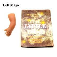 Волшебная маленькая рука Майкла Аммара, волшебные трюки, жуткая маленькая кукла, маг, хоррор, реквизит, Волшебная Иллюзия E3130