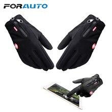 Хит, мотоциклетные перчатки с сенсорным экраном, ветронепроницаемые, полный палец, лыжные перчатки, теплые перчатки для верховой езды, для спорта на открытом воздухе, для автомобиля, Размеры M, L, XL