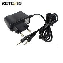 7 В-230 мАч В 110-400 V AC/DC адаптер зарядное устройство для детей Walkie Talkie Retevis RT388 J7027C