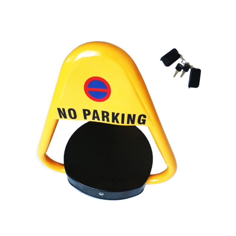 Triangle automatic remote control parking barrier / parking saverparking lock prevent vehicles occupying from occupying spaceTriangle automatic remote control parking barrier / parking saverparking lock prevent vehicles occupying from occupying space