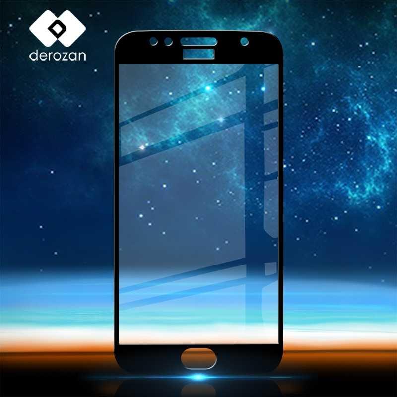 Ekran koruyucular Moto E6 G5S E4 artı 3D tam kapak ProtectiveTempered cam Moto bir Zoom eylem makro G8 E6 oyun filmi