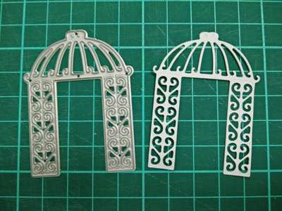 Arch Pavilion Metal Die Cutting Scrapbooking Embossing Dies Cut Stencils Decorative Cards DIY album Card Paper Card Maker polygon hollow box metal die cutting scrapbooking embossing dies cut stencils decorative cards diy album card paper card maker